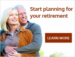 Start planning for your retirement