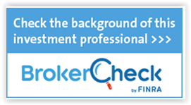 Check the background of this investment professional. BrokerCheck by FINRA.